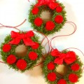 Finished Wreath Package Toppers
