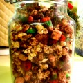 Merry Mix in Glass Jar