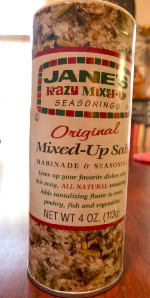 Jane's Krazy Mixed-Up Salt