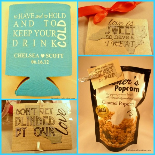 Week Of Wedding Gifts For Bride : Destination Wedding Week: DIY Welcome Bags - Little Miss Celebration