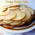Crispy Potato Cake