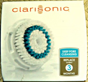 Clarisonic Deep Pore Cleansing brush