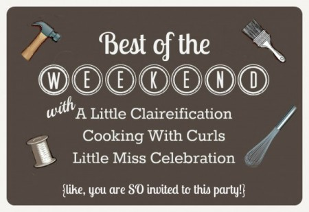 Best of the Weekend! Join the party on Fridays at 8:00 p.m. EST at Little Miss Celebration!