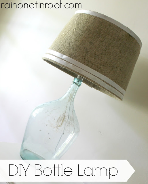 DIY Bottle Lamp 1