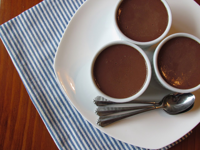 Dark Chocolate Creme Brulee from Call Me PMc