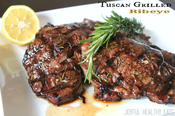 22 recipe ideas for dinner by candlelight little miss celebration tuscan ribeye from joyful healthy eats forumfinder Images
