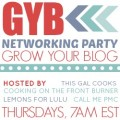 Grow Your Blog Networking Party