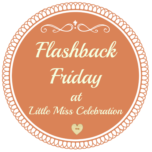The Return of Flashback Friday!