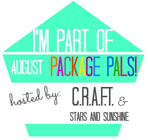 Craft Goodies + New Friendships = Package Pals!