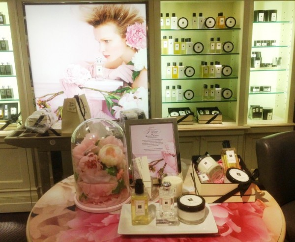 Spied, tried and eyed at the Nordstrom Towson Pretty Party! At Little Miss Celebration