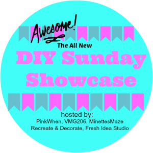 DIY Sunday Showcase at Pink When
