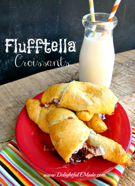 Flufftella Croissants by Delightful E Made