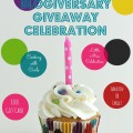It's a Double One Year Blogiversary Giveaway! Your choice of a $200 Target or Amazon gift card in time for Cyber Monday at littlemisscelebration.com and cookingwithcurls.com