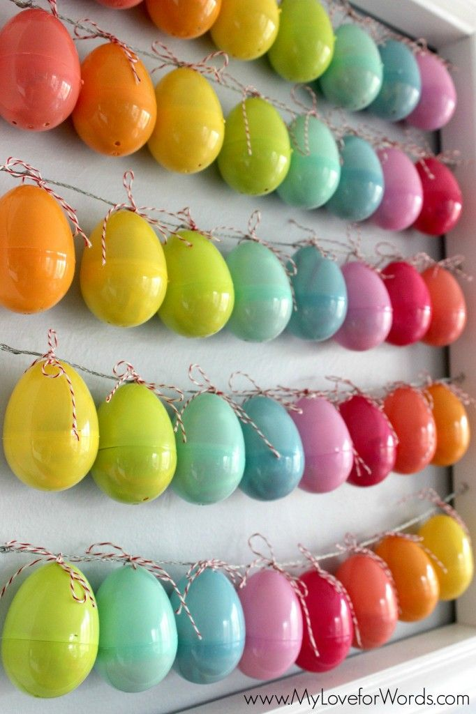 Easter Egg Countdown and Free Printables from My Love for Words