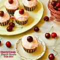 Sweet, summer cherries take the spotlight in these tender, light cupcakes. Start with a box mix for an easy summer sweet! From littlemisscelebration.com