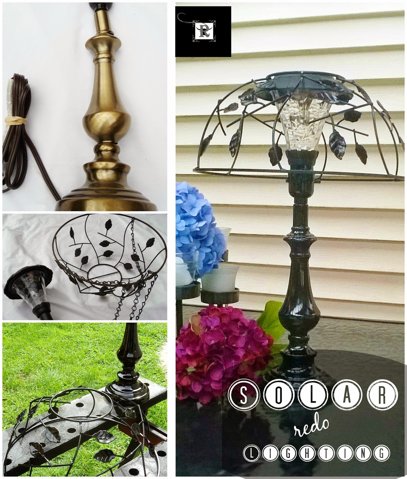 Cut the Cord: Solar Lighting Part 2 from Redo It Yourself Inspirations