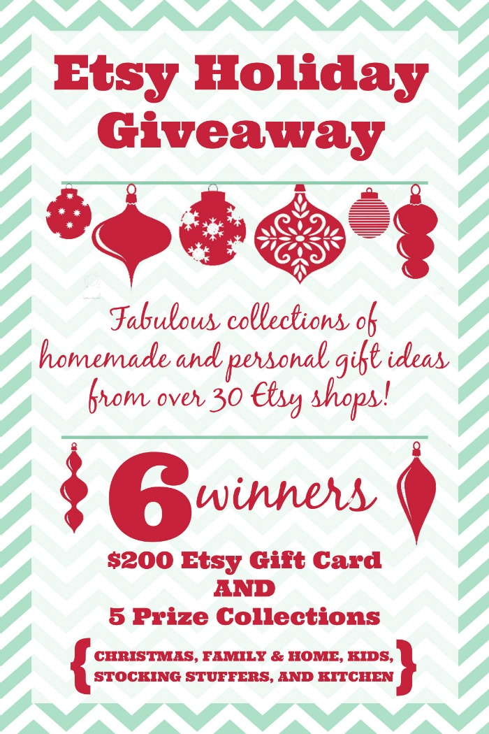 Etsy Holiday Giveaway!