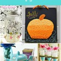 2014 Crafty Favorites - a look back to help spark our creative juices for the New Year! at littlemisscelebration.com