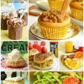 Round-up of favorite recipes - yours and mine! - from 2014! Find one to try in 2015! At littlemisscelebration.com