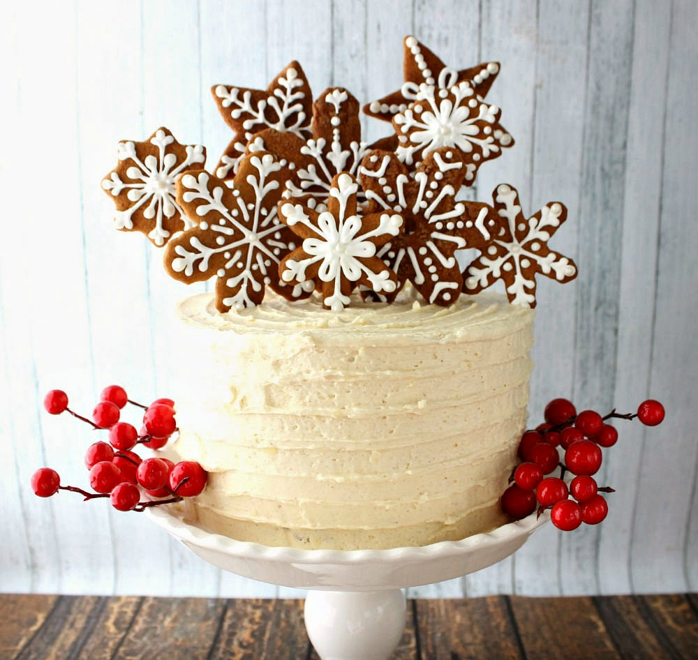 Gingerbread Cake from The Simple, Sweet Life