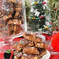 Rich, buttery and topped with chocolate, Walnut Pecan Butter Crunch is super easy to make! Sprinkle with holiday nonpareils for a festive touch. At littlemisscelebration.com