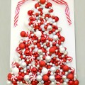 hange it up from a wreath! with a big, bright , shiny Ornament Door Tree! At littlemisscelebration.com