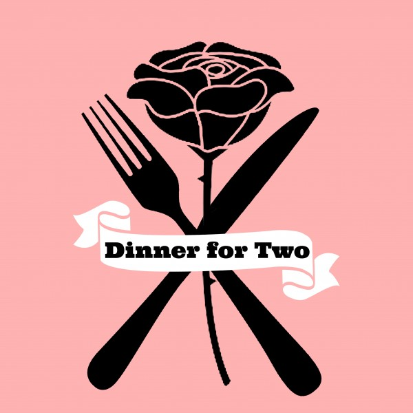 Dinner for two - recipes & ideas from talented bloggers! at littlemisscelebration.com
