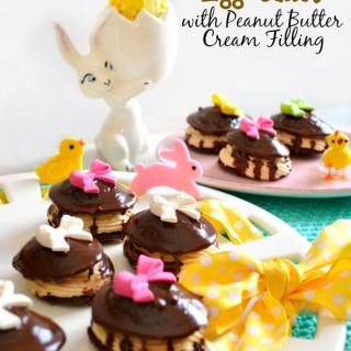 Chocolate Egg Cakes