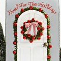 Easy to make, this Light-Up Home for the Holidays gift is great for anyone who can't be home, is in a first or new home, or just to celebrate your festive, holiday home! How-to at littlemisscelebration.com
