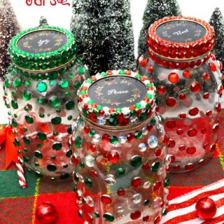Make Jolly Gem Jars!