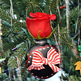 Ornament Vases for the Tree
