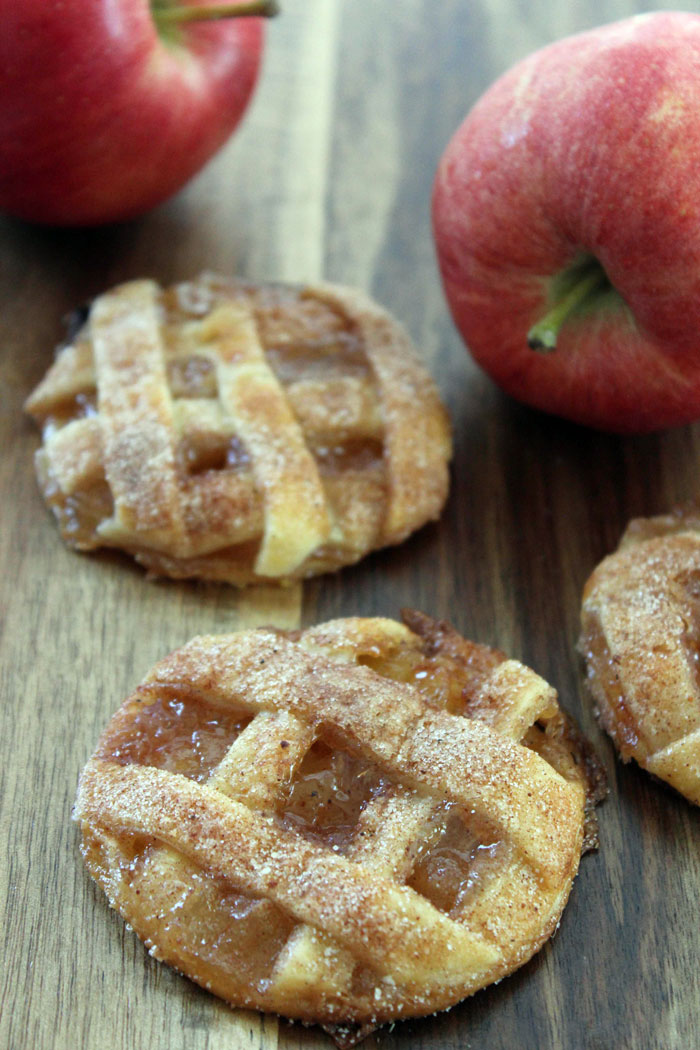 Apple Pie Cookies from Shibley Smiles