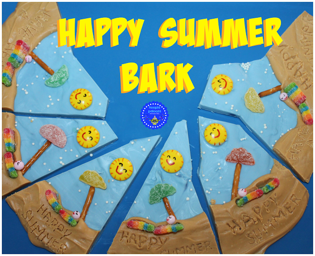 Happy Summer Bark from hoopla palooza