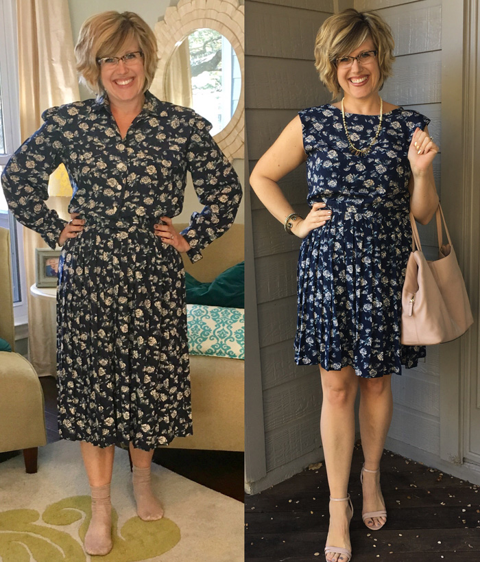 A Free Refashion from ABC Mom Style