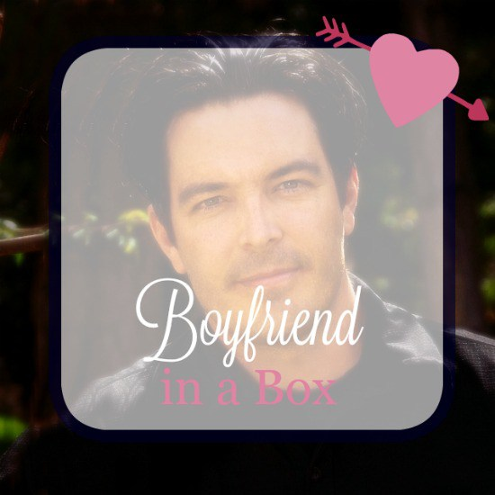 Boyfriend in a Box for Valentine's Day from Of Faeries and Fauna Craft. Co.