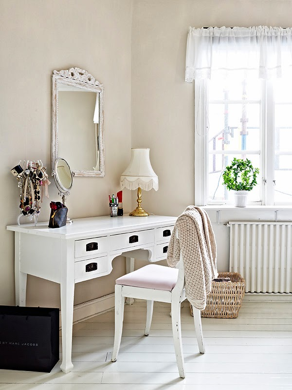 Romantic Small Apartment Style from Heart Handmade UK