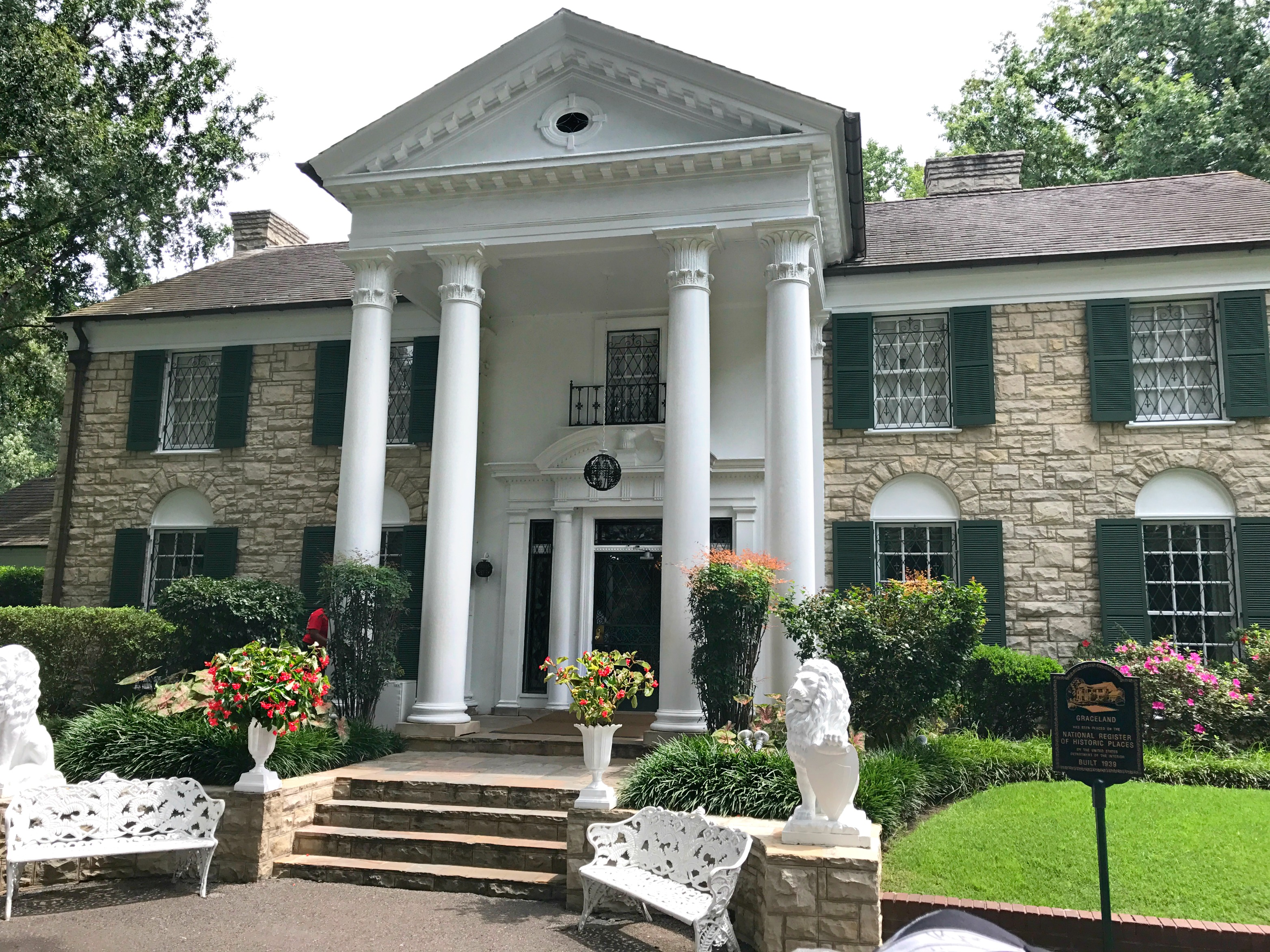 Tour Graceland: Home of Elvis Presley from Oh, The Places We Travel