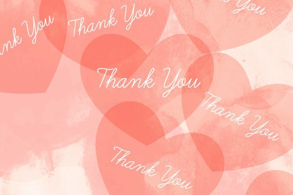A Thank You and Farewell to My Dear Readers
